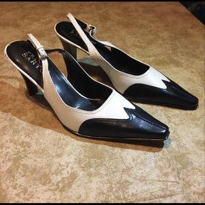 Franco Sarto slingback heel